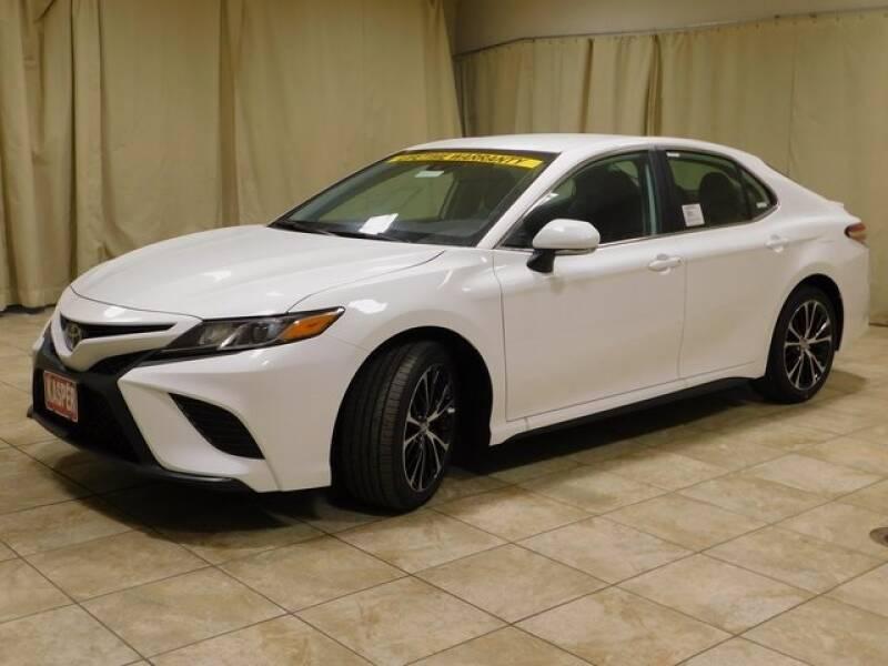 Toyota Camry 2018 For Sale In Ras Al Khaimah